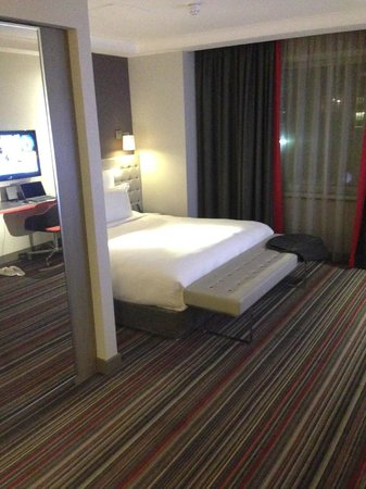 Pullman London St Pancras Hotel : Junior suite