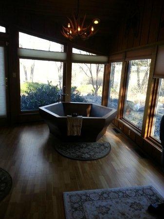 The Inn at White Oak : Beautiful view