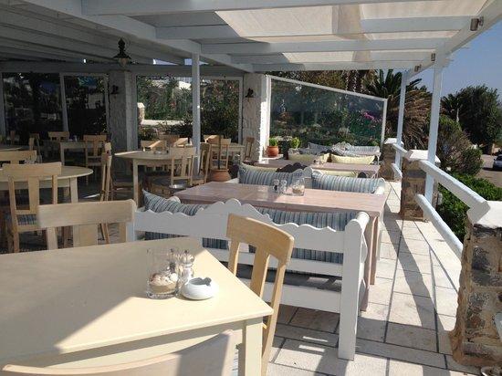 Saint George Hotel : ottimo ristorante all'interno dell'albergo