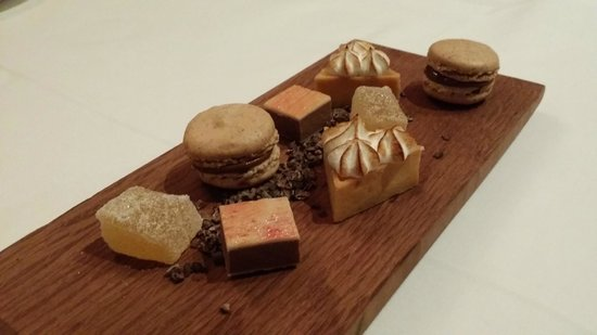 Opus Restaurant : Sweets for desserts
