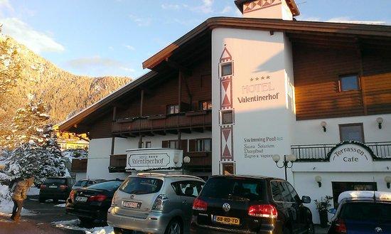 Hotel Valentinerhof: esterno