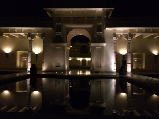 The Oberoi Udaivilas: Hall