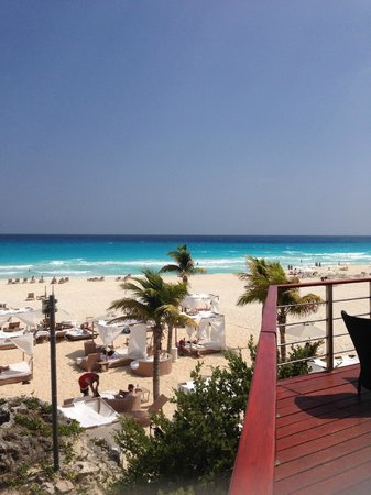 Sunset Royal Beach Resort : EXCELENTE PLAYA