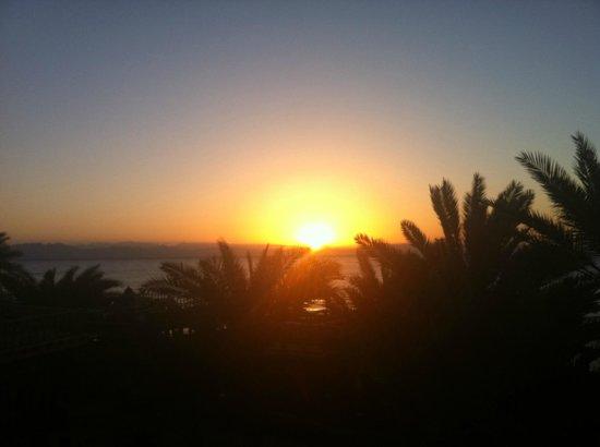 Acacia Dahab Hotel : sunrise