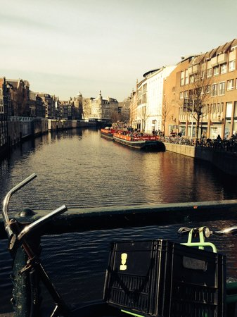 Keizersgracht 238: Canal view