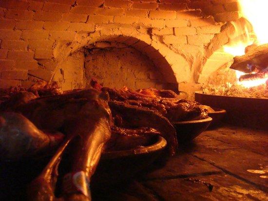 El Lagar De Isilla: Lechazo asado de Aranda de Duero
