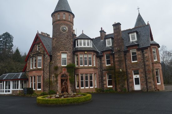 The Torridon: The Hotel