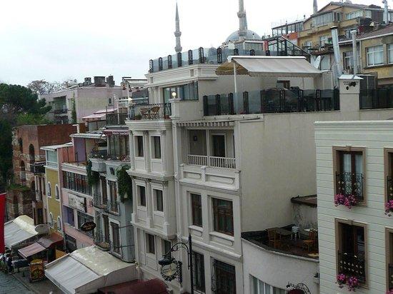 BEST WESTERN PREMIER Acropol Suites & Spa : Blue Mosque Best Wetern Acropol Istanbul 1