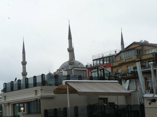 BEST WESTERN PREMIER Acropol Suites & Spa : Blue Mosque Best Wetern Acropol Istanbul 2