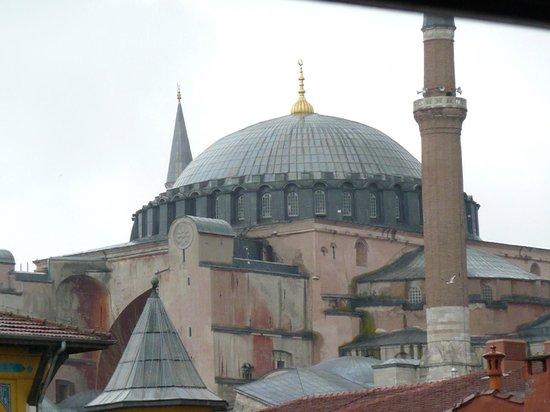 GLK PREMIER Acropol Suites & Spa: Blue Mosque Best Wetern Acropol Istanbul 3