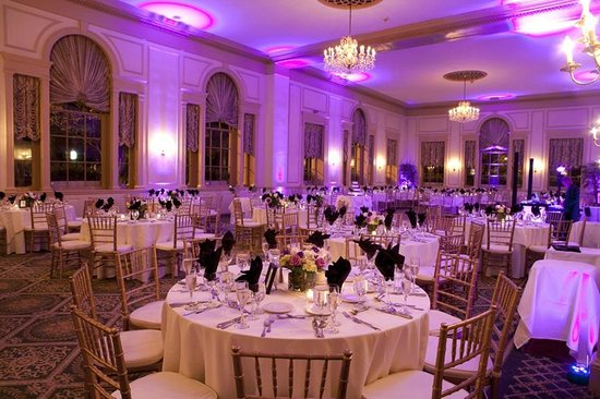 Hawthorne Hotel The Ambiance Of A Wedding At