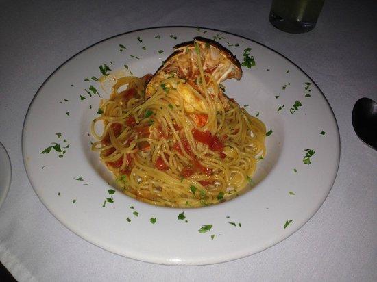 Da Luisa : Spaghetti all 'Argosta