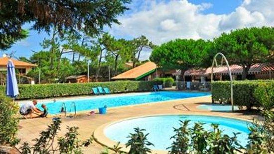 Lacanau-Ocean, Francia: piscine