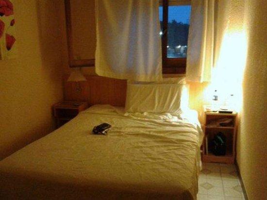 Hotel Tobruck: habitación