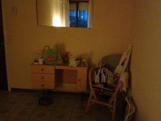 Hotel Tobruck: Habitación 1