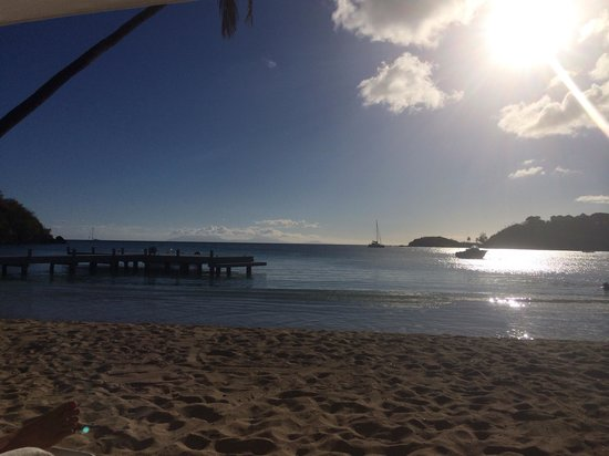 Carlisle Beach: Paradise