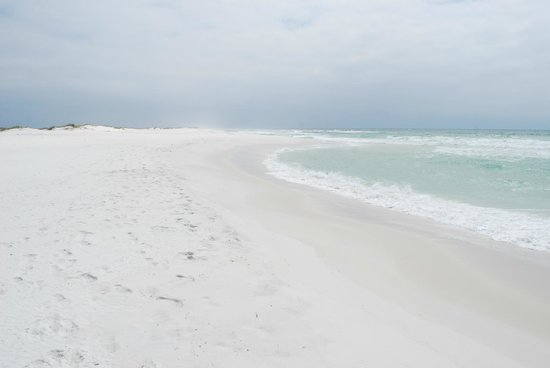 Gulf Islands National Seashore - Florida District: panorama