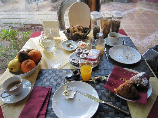 B&B Villa Pirandello: colazione