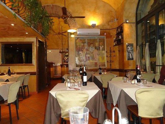 Le Botteghe di Donatello : ambiente restaurante