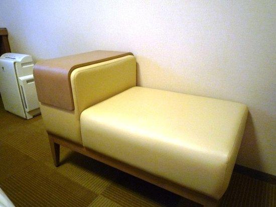 Daiwa Roynet Hotel Hachinohe: サイドチェア