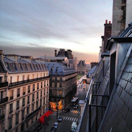 Hotel Lumen : view