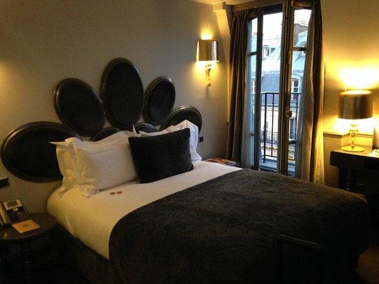 Hotel Lumen Paris Louvre: Camera