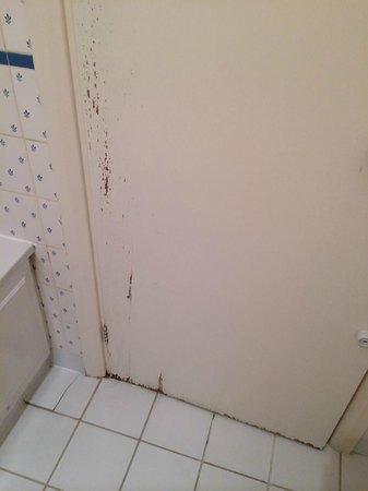 Mercure Farnham Bush Hotel: Bathroom door of room 314