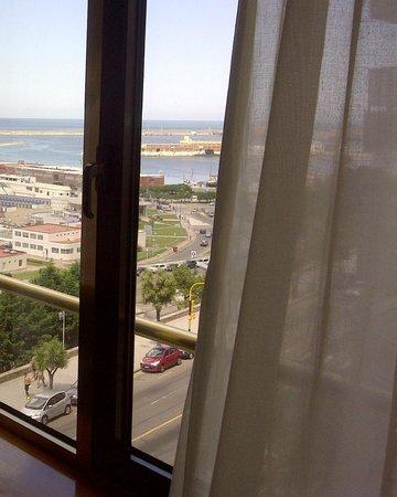 Hotel Costa Galana: Linda vista