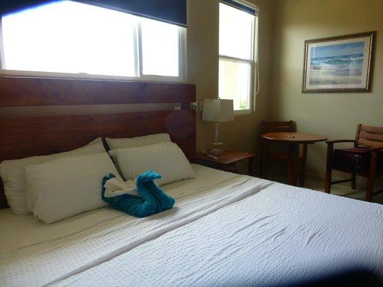 "La Gaviota Tropical : ""beach"" ""La Playa"" jr. suite - king-size bed"