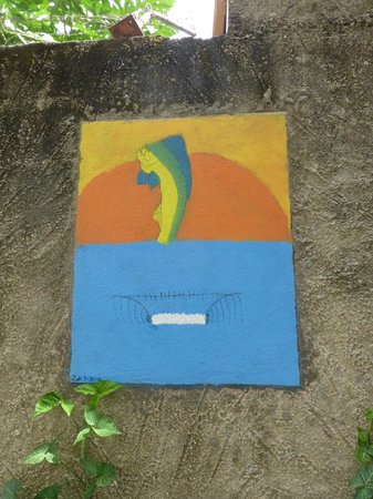 La Gaviota Tropical : grandchild art
