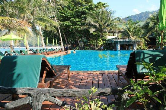 Koh Phangan Dreamland Resort: Pool