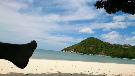 Koh Phangan Dreamland Resort: Thong nai pan yai