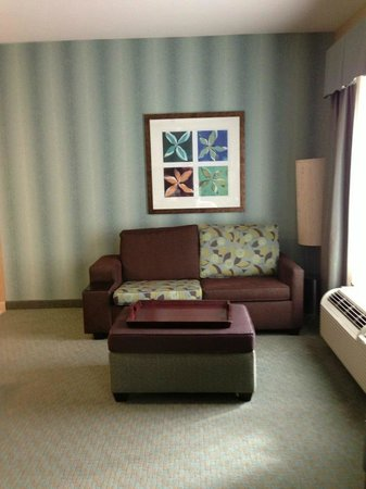 Homewood Suites Atlanta NW-Kennesaw Town Ctr : Sitting Area