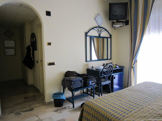 Villa Gaia Hotel : camera