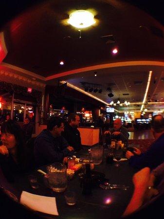Longstreet Hotel & Casino : Longstreet casino