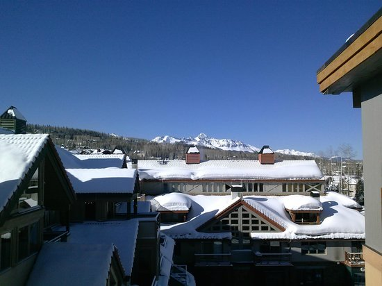The Inn at Lost Creek: View from our Junior Suite
