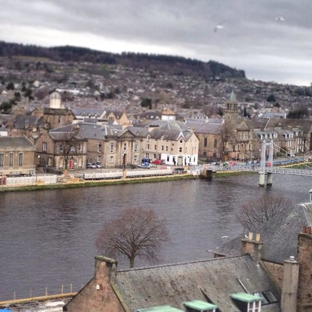Mercure Inverness Hotel : Nice old city view