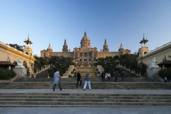Photo of Art Museum Museu Nacional d'Art de Catalunya (MNAC) at Parc De Montjuïc, S/n, Barcelona 08038, Spain
