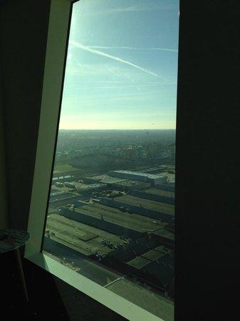 AC Hotel Bella Sky Copenhagen: Udsigten fra mit værelse