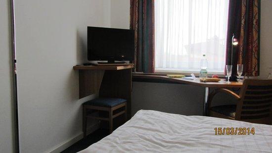 Median Hotel Messe: Zweibettzimmer2
