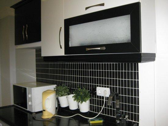 Ada Home Istanbul: kitchenette