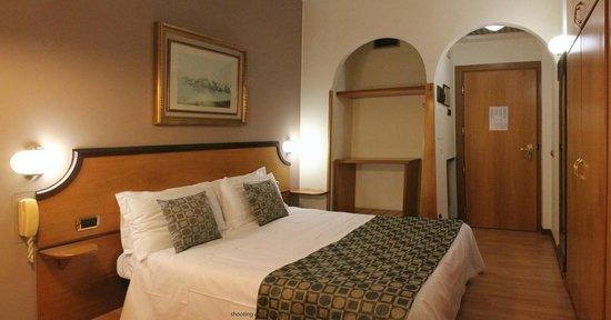 Hotel Tevere: Una doppia uso singola