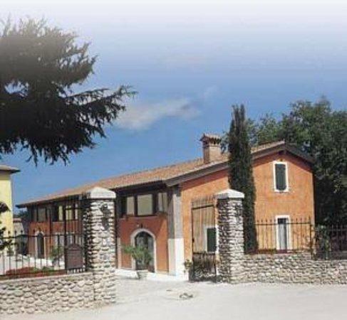 Corte Belvedere: Esterno Hotel