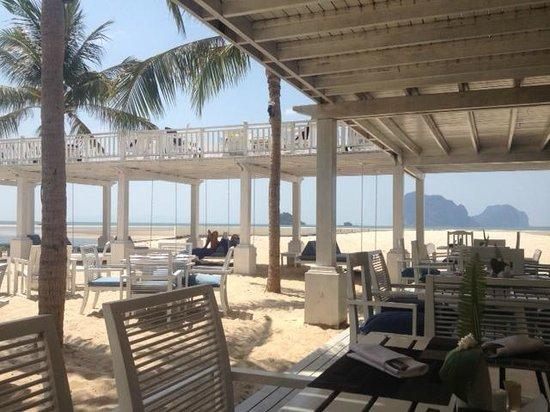 Anantara Si Kao Resort: The wonderful Beach-house