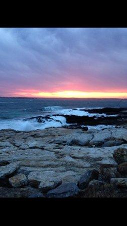 Five Gables Inn : Ocean Point