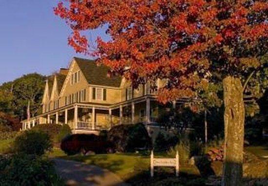 Fall Foliage at the Five Gables Inn