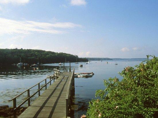 Five Gables Inn : Linekin Bay