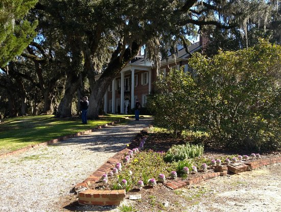 Hobcaw Barony Visitors Center: Baruch House