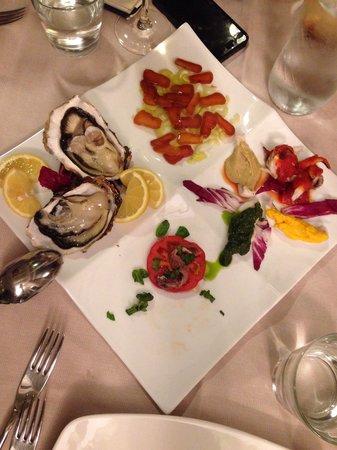 Hotel Riviera: Antipasto misto 2^ parte