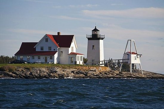 Five Gables Inn : Hendricks Head Lighthouse